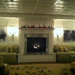 Photo taken at The Equinox Golf Resort & Spa, Vermont by Kathleen N. on 12/1/2012