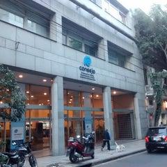 Photo taken at Consejo Profesional de Ciencias Económicas de Capital Federal by Mar P. on 5/14/2015