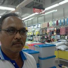 Photo taken at Hypermart Kelapa Gading by dq y. on 12/31/2012