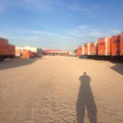 Photo taken at Schneider National by Jeff P. on 8/15/2014