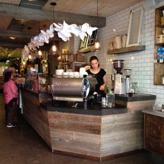Photo taken at Nolita Mart & Espresso Bar by Shih-ching T. on 6/8/2013