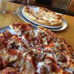 Photo taken at Pizza Villa by Tim G. on 10/25/2014