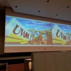 Photo taken at UWM Bolton Hall by Stephanie B. on 6/24/2013