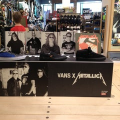 Photo taken at Vans by Amy on 5/5/2013