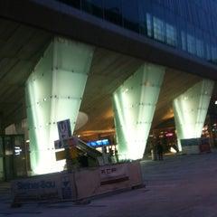 Das Foto wurde bei Bahnhof Wien Mitte von Leo W. am 11/19/2012 aufgenommen