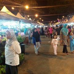 Photo taken at Dataran Shah Bandar Kuala Terengganu by MOHD SABRI A. on 4/24/2015