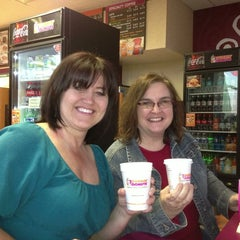Photo taken at Dunkin Donuts by Jay R. on 3/25/2013