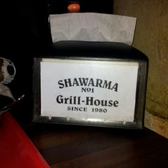 Photo taken at Shawarma Grill House by Kary M. on 3/20/2013