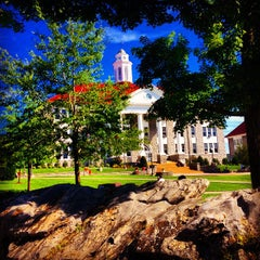 Photo taken at Harrison Hall by Nathan Z. on 8/26/2014