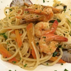 Photo taken at Trattoria Gourmet's by Belle E. on 9/25/2014