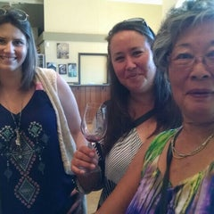 Photo taken at Crooked Vine/Stony Ridge Winery by Stephanie D. on 9/26/2015