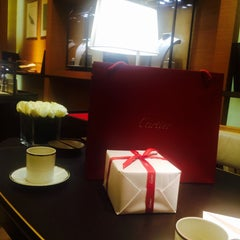 Photo taken at Cartier by AMAL A. on 6/3/2015