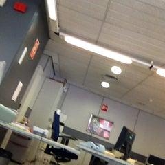 Photo taken at BBVA Oficina by Alejandro S. on 9/18/2012