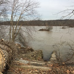 Photo taken at Susquehanna State Park by Angie S. on 2/20/2016