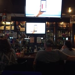 Photo taken at The Office Bar & Grill by Greg on 10/31/2015