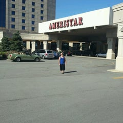 Photo taken at Ameristar Casino & Hotel by Michelle S. on 8/27/2012