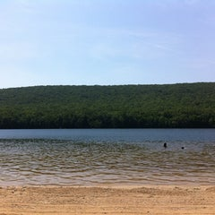 Photo taken at Mauch Chunk Lake Park by Thomas T. on 6/30/2012