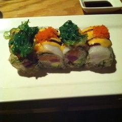 Photo taken at Roppongi Sushi Restaurant by Heather J. on 8/5/2012