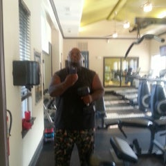 Photo taken at Fitness Center by Anthony b. on 7/10/2012