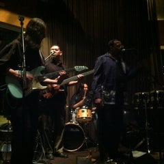 Photo taken at Jazzbah by Bryan J. on 3/16/2012