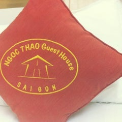 Photo taken at Ngoc Thao Guesthouse by JOONGJANG C. on 6/2/2012