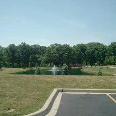 Photo taken at The Oaks Disc Golf Course by Andrew Z. on 6/19/2012