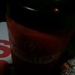 Photo taken at Cold Stone Creamery by Deejay on 3/5/2012