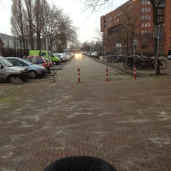 Photo taken at Waterkeringweg by Martijn K. on 3/17/2012