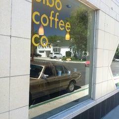 Photo taken at Bibo Coffee Co. by Melissa T. on 6/6/2012