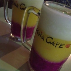 Photo taken at Asia Cafe by Mozhgan A. on 4/13/2012