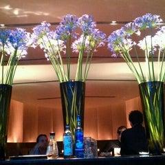 Photo taken at Bulgari Hotels & Resorts Milano by Manuel A. on 7/10/2012