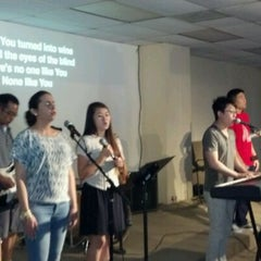 Photo taken at Living Water Church by Joon M. on 5/20/2012