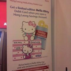 Photo taken at Hong Leong Bank by Miea A. on 2/27/2012
