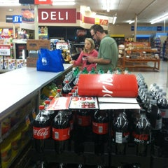 Photo taken at Food Lion Grocery Store by Martin G. on 5/16/2012