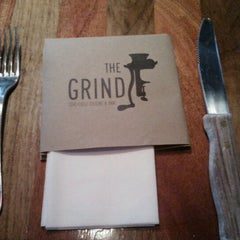 Photo taken at The Grind by Melissa K. on 8/31/2012