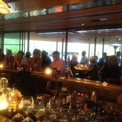 Photo taken at Hillstone Restaurant by francine h. on 4/14/2012