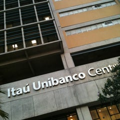 Photo taken at Centro Tecnológico Itaú Unibanco by Aline B. on 4/13/2012