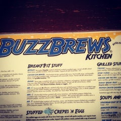 Photo taken at Buzzbrews by Tommy M. on 7/28/2012