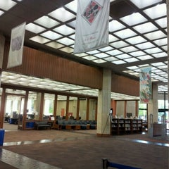 Photo taken at Perry-Castañeda Library (PCL) by Claudia S. on 6/1/2012
