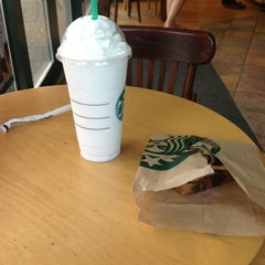 Photo taken at Starbucks by Ali M. on 8/10/2012