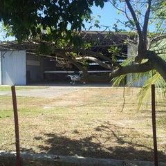 Photo taken at Aeroclube Feijó - Clube Cearense de Aeromodelismo by Gustavo L. on 9/1/2012