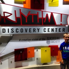 Photo taken at Rhythm! Discovery Center by Jeff B. on 6/22/2012