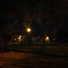Photo taken at Phelps Grove Park by Kevin P. on 3/18/2012