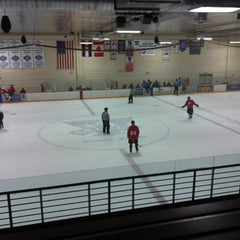 Photo taken at Edge Ice Arena by Natalie H. on 7/19/2012