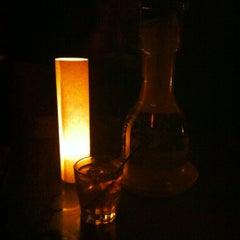 Photo taken at Falucka Lounge by Lindsey C. on 8/26/2012