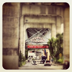 Photo taken at Granville Island by Dario P. on 6/21/2012