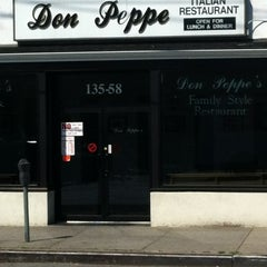 Photo taken at Don Peppe by John A. M. on 4/19/2012