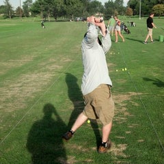 Photo taken at Overland Park Golf Course by Justin E. on 7/12/2012