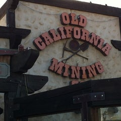 Photo taken at Old California Mining Company by Nathaniel on 7/1/2012