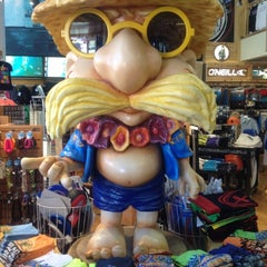 Photo taken at Maui Nix Surf Shop - The Original by Ivan P. on 4/15/2012
